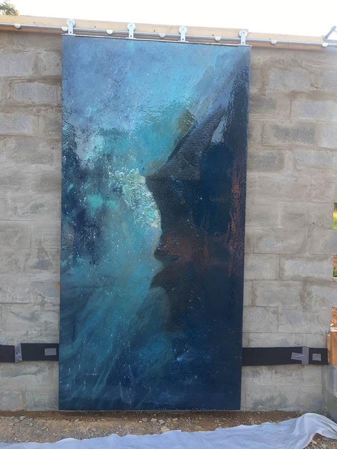 & Art On Doors | Custom Art Doors