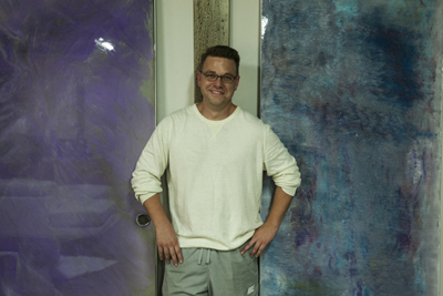 Art On Doors Artist, Jason James Image